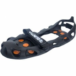 Runto NESMEK  M - Gumové protiskluzové návleky na boty s kovovými hroty a stahováním na suchý zip