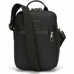 Pacsafe METROSAFE X VERTICAL CROSSBODY  UNI - Pánská bezpečnostní taška přes rameno