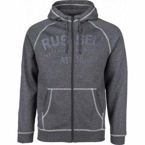 Russell Athletic PRINTED HOODY SWEATSHIRT  2XL - Pánská mikina
