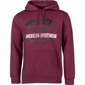 Russell Athletic PULLOVER HOODY  S - Pánská mikina