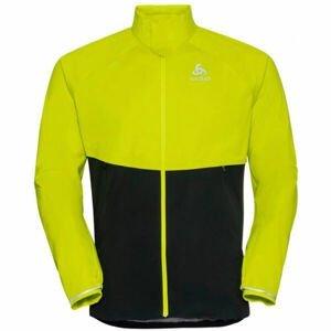 Odlo ZEROWEIGHT PRO WARM  XL - Pánská běžecká bunda