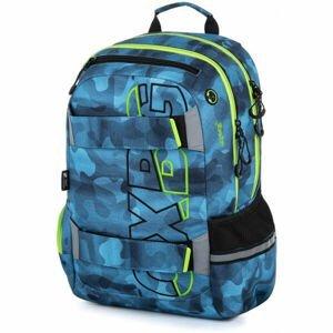 Oxybag OXY SPORT CAMO  UNI - Studentský batoh