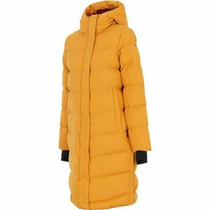4F WOMEN´S JACKETS  XS - Dámský prošívaný kabát