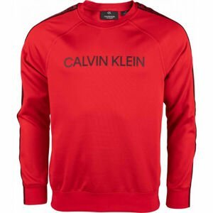 Calvin Klein PULLOVER  M - Pánská mikina