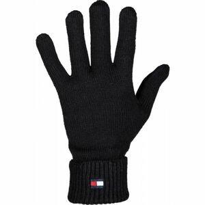 Tommy Hilfiger ESSENTIAL KNIT GLOVES  UNI - Dámské rukavice