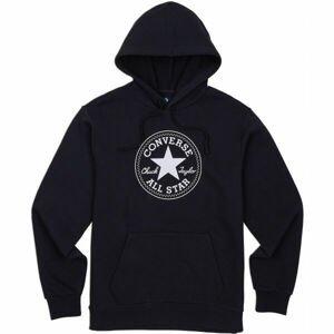 Converse CHUCK TAYLOR ALL STAR PATCH PULLOVER HOODIE  M - Pánská mikina