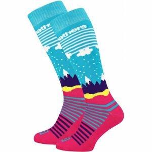 Horsefeathers EPIC THERMOLITE SOCKS  5/7 - Dámské snowboardové ponožky