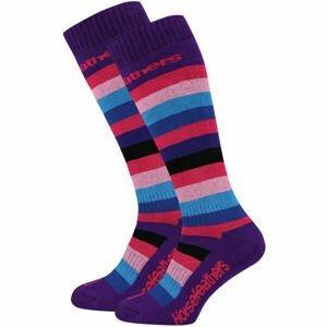Horsefeathers FELICIA SOCKS  5/7 - Dámské snowboardové ponožky