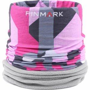 Finmark FSW-123  UNI - Multifunkční šátek