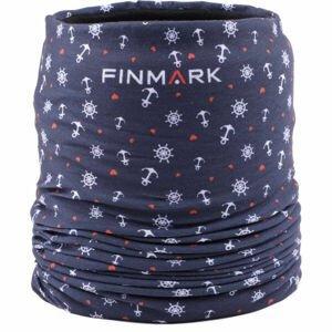 Finmark FSW-127  UNI - Dětský multifunkční šátek