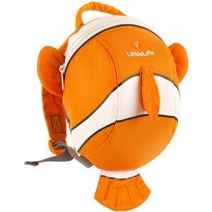 LITTLELIFE CLOWNFISH 2L   - Dětský batoh
