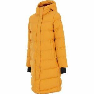 4F WOMEN´S JACKETS  S - Dámský prošívaný kabát