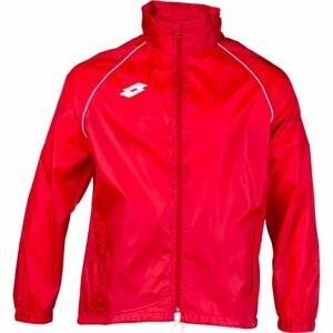 Lotto JACKET DELTA WN červená XL - Pánská sportovní bunda