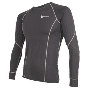 Sensor TRIKO M DR tmavě šedá XL - Pánské funkční tričko