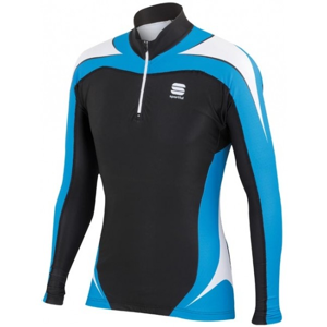 Sportful WORLDLOPPET TOP černá XL - Běžkařský dres