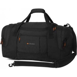 Crossroad ROVER 40 černá  - Sportovní taška