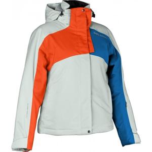 Diel ELINA bílá L - Dětská lyžařská bunda