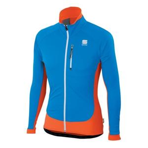 Sportful CARDIO WIND TOP modrá XL - Pánská bunda