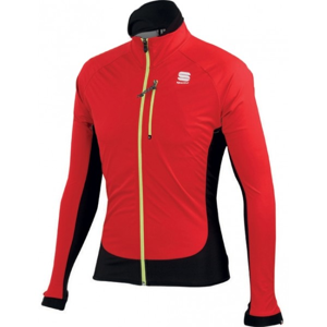 Sportful CARDIO WIND TOP červená XL - Pánská bunda