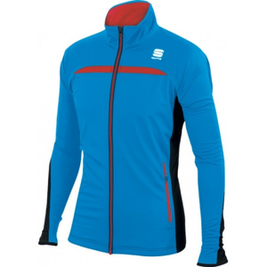 Sportful ENGADIN WIND JACKET modrá XL - Sportovní bunda