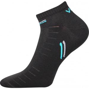 Voxx REX 16 2PACK černá 23-25 - Sportovní ponožky