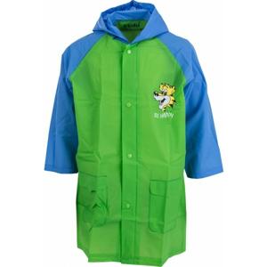Viola PLÁŠTĚNKA zelená 130 - Dětská pláštěnka