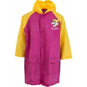 Viola PLÁŠTĚNKA růžová 120 - Dětská pláštěnka
