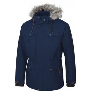 Carra LEON modrá L - Pánská zimní bunda