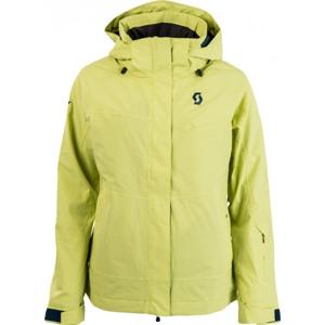 Scott TERRAIN DRYO W žlutá L - Dámská lyžařská bunda