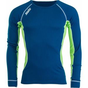 Swix STARX BODYW LS MEN zelená XXL - Pánské sportovní triko