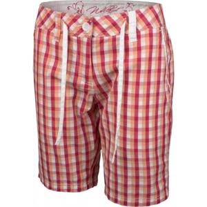 Willard MEG červená 36 - Dámské šortky