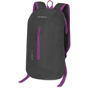 Bergun SPIRIT 10 fialová NS - Univerzální batoh