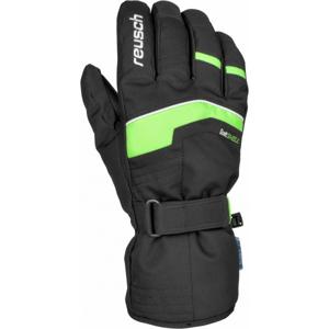 Reusch PRIMUS R-TEX XT zelená 9 - Pánské lyžařské rukavice