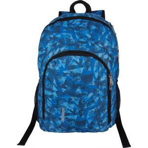 Bergun DASH 30 modrá  - Školní batoh