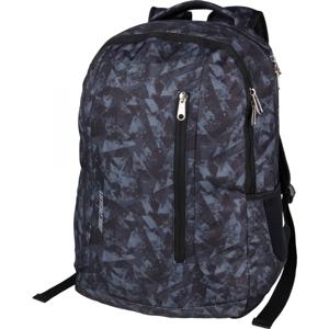 Bergun DREW23 černá  - Školní batoh