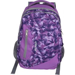 Bergun DEMI 19 šedá  - Školní batoh