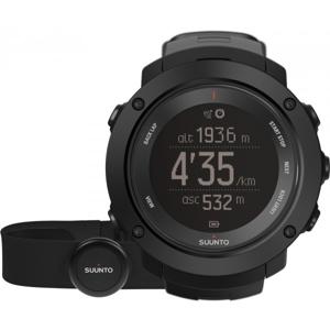 Suunto AMBIT3 VERTICAL HR černá NS - Multisportovní hodinky s GPS a záznamem tepové frekvence