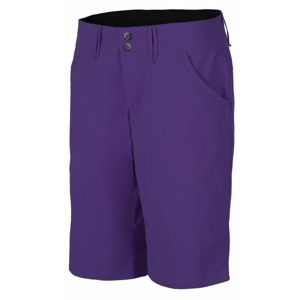 Willard CHRIS fialová 36 - Dámské šortky