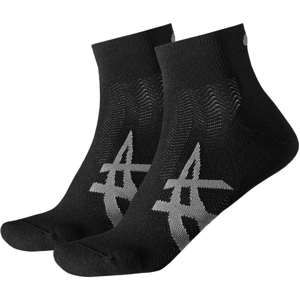 Asics 2PPK CUSH SOCK černá 35 - 38 - Sportovní ponožky